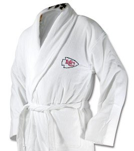 Kansas City Chiefs Bath Robe