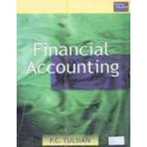 Financial Accounting: An Introduction to Concepts, Methods, and Uses Study Guide