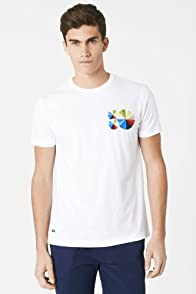 80th Anniversary Colorwheel Graphic T-Shirt