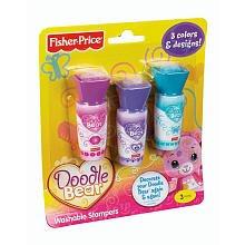 Fisher-Price Doodle Bear Stamper - 1