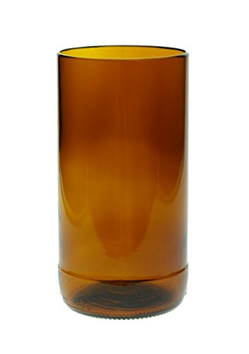 Traditional Glass (16 Oz) Amber