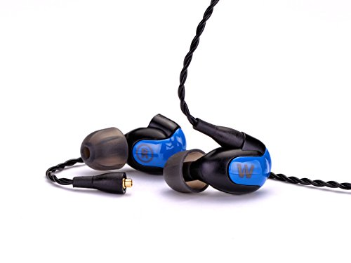 Westone W40 Quad Driver Universal Fit Noise-Isolating Earphones, 78504
