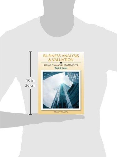 amazon case study business analysis and valuation Business & market   marketing   case study   09/29/2010   doc   12 pages + on  business value of amazon e-business $ 995 exchange.
