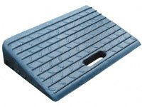 Bowleys Moulded rubber kerb ramps - pack of 2