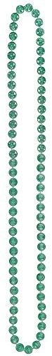 mardi gras coin necklace
