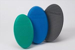 Thera-Band Stability Balance Trainer - Set of 2 Soft/Blue