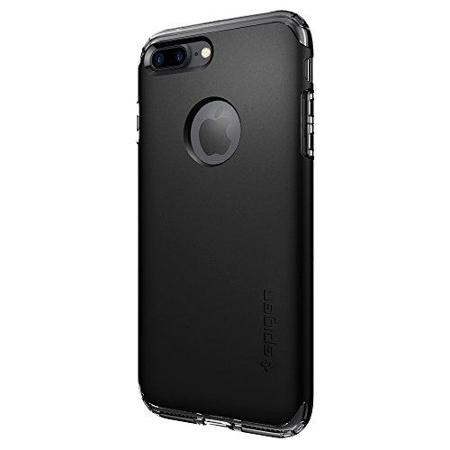 coque-iphone-7-plus-spigenr-hybrid-armor-air-cushion-noir-clear-tpu-pc-frame-slim-dual-layer-premium
