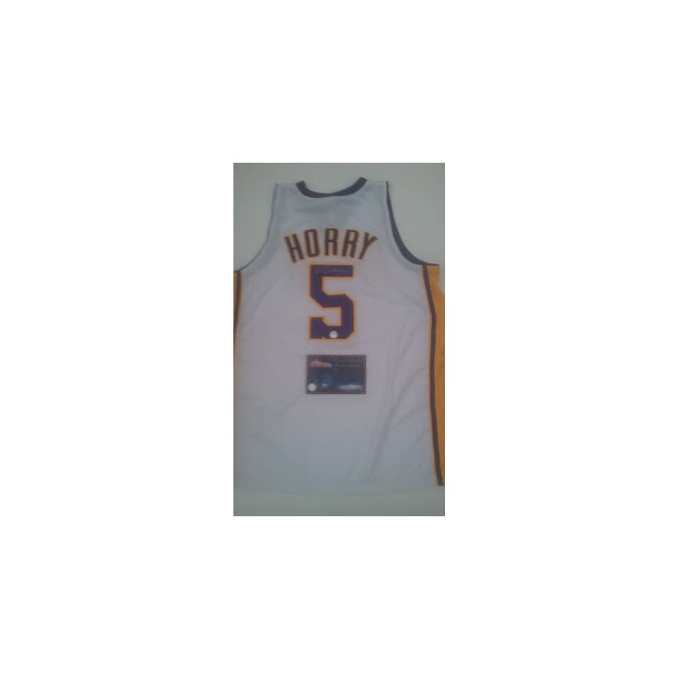 f14f6ffb650 Robert Horry Signed Authentic Los Angeles Lakers Jersey on PopScreen