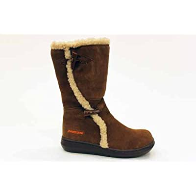 Rocket Dog Slope Womens Tan Suede Ladies Boots