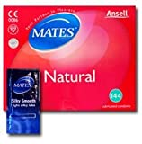 Mates Natural Condoms 144 Special Pack
