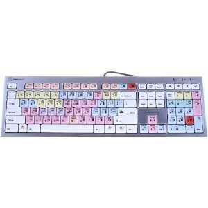 LogicKeyboard Digidesign Pro Tools Slim Line PC Keyboard