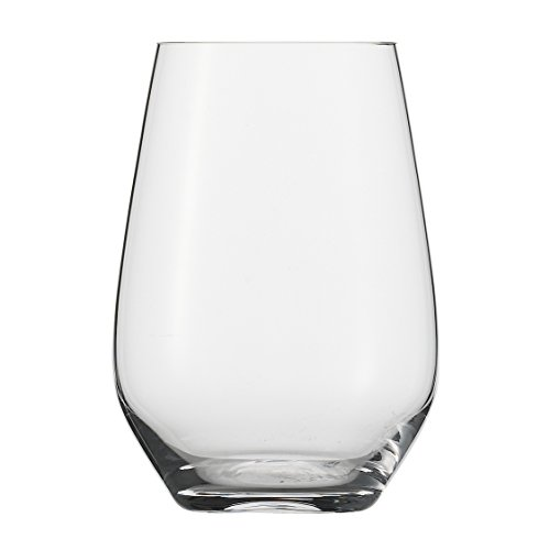 Schott Zwiesel Tritan Crystal All Purpose Collection Glass Forte, 13.2-Ounce, Small, Set Of 6