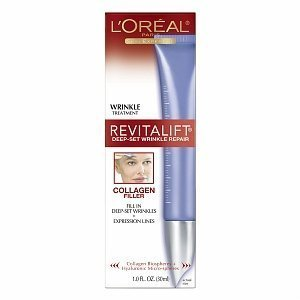 L'Oreal Paris Revitalift Deep Set Wrinkle Collagen Wrinkle Treatment, 1 Fluid Ounce