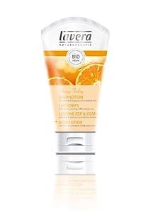 Lavera - Soins Bien-Être - Orange Feeling  - Lait Corps Orange Bio & Argousier Bio - 150 ml