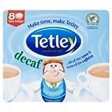 テトリー紅茶(tetley) デカフェティーバッグ 80bags