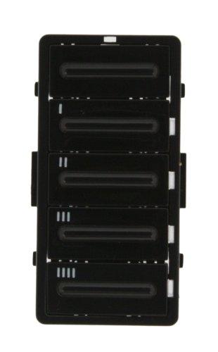 Leviton Ltbkt-E Color Change Kit For The 5-Button Ltbxx Series Timers, Black