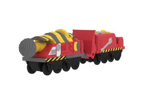 Chuggington StackTrack Tunnel Borer Machine