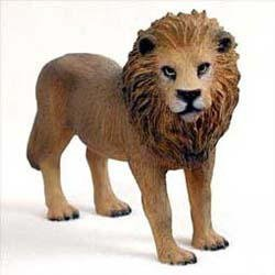 Lion Figurine by Conversation Concepts