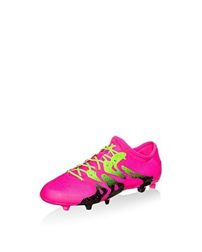 adidas (blank) pink/lime