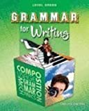 img - for Grammar for Writing: Level Green book / textbook / text book
