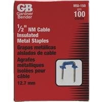Gb Electrical: 200Pk 1/2 Inches Insul Staple Msi-150