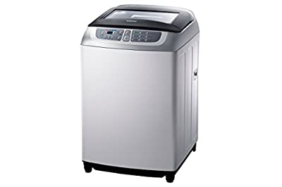Samsung WA90F5S4QTA/TL Top-loading Washing Machine (9 Kg, DA Silver)