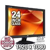 "AOC 2436Vw 24"" Widescreen HD Monitor"