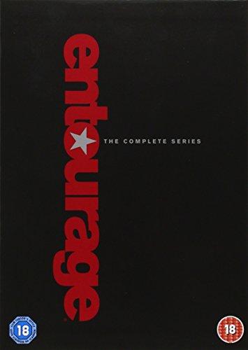 Entourage - Season 1-8 Complete [DVD] [2012]