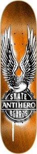 Anti-Hero Nf-Stencil Lg Skateboard Deck - 8.06