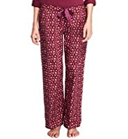 Limited Collection Pure Cotton Ditsy Floral Pyjama Bottoms