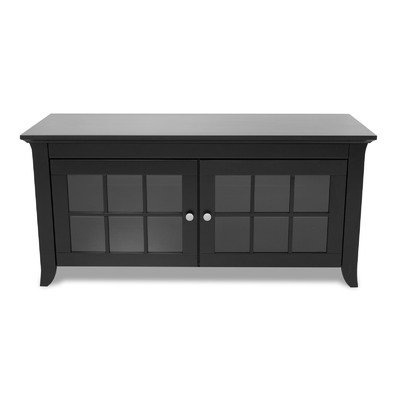 Cheap Wildon Home WHERC48 / WHERC48B Colby 48″ TV Stand Finish: Black (WHERC48B)