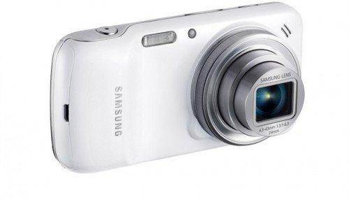 Samsung Galaxy S4 Zoom (White ホワイト) SIMフリー 海外携帯