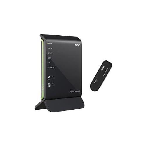 NEC AtermWG1400HP(HPモデル)USBスティックセット