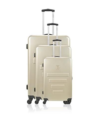 Georges Rech Set de 3 trolleys rígidos Hossegor