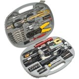 SYBA Accessory SY-ACC65034 145-Piece Computer Tool Kit