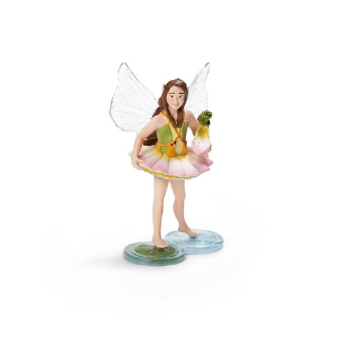Schleich Beautiful Lotus Elf Figure - 1