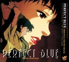 Original album cover of Perfect Blue: Original Sound Track by Masahiro Ikumi