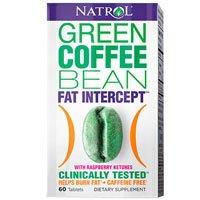 Coffee Bean w/ Raspberry Ketone 60 TAB (Green Coffee Bean Natrol compare prices)