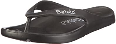 Betula Energy 083661 Unisex-Erwachsene Clogs & Pantoletten Schwarz/Black 36 Schmal