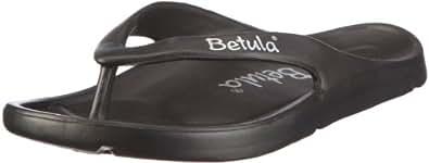 Betula Energy 083661 Unisex-Erwachsene Clogs & Pantoletten Schwarz/Black 36