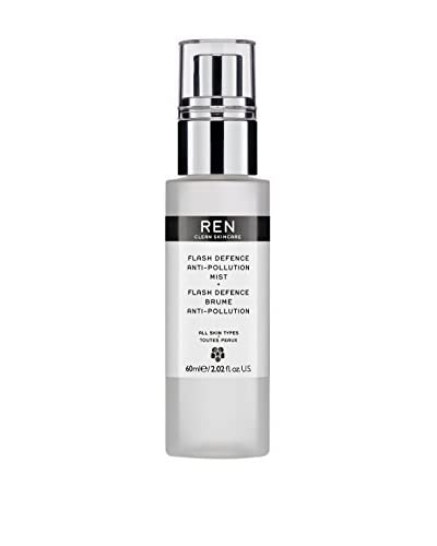REN Skincare Gesichtspflege Flash Defence Anti-Pollution Mist 60 ml, Preis/100 ml: 34.91 EUR