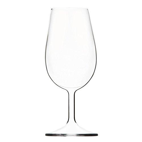 """6 Verres à Vin """"Dégustation"""" - cristallin"""