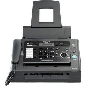 Panasonic KX-FL421 Fax/Copier Machine. KX-FL421 33.6KBPS LASER FAX USB 2.0 W/ PC SCANNER & PRINTER FAX. Laser - Monochrome Sheetfed Digital Copier - 10cpm Mono - 600 x 600dpi - 250 Sheets Input - Plain Paper Fax - Corded Handset - 33.60 Kbps Modem