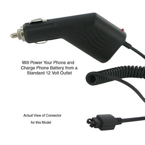Ericsson T226 Cell Phone Battery Cellphone Car Charger - Replacement For Ericsson T28 Cellphone Car Charger