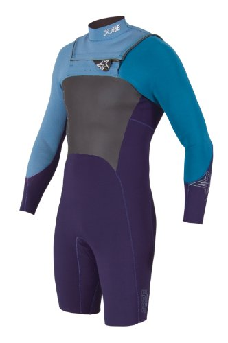 Long Sleeve Shorty Wetsuit
