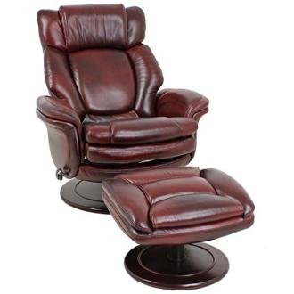 Swivel Recliner With Ottoman front-420645