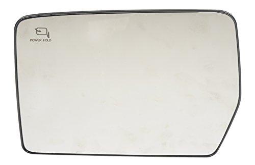 Dorman 56108 Driver Side Plastic Backed Heated/Auto-Dim Mirror Glass