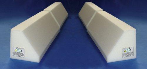 Adjustable Crib Rail Protector Teether Teething Guard By