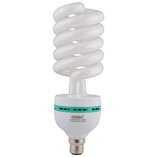 Euro-Lights-55-Watt-Spiral-CFL-Bulb