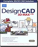Designcad 3D Max Version 18 2D & 3D Cad Solution